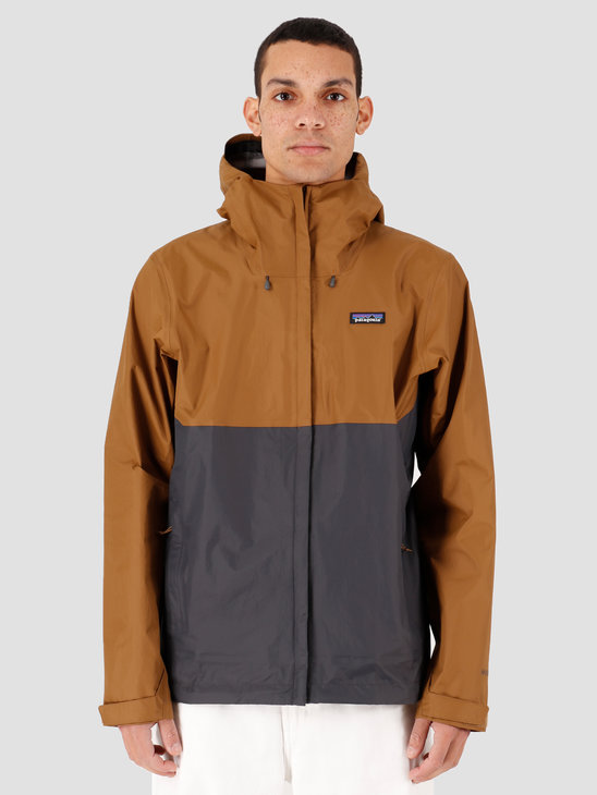 Patagonia M's Torrentshell 3L Jacket Coriander Brown 85240