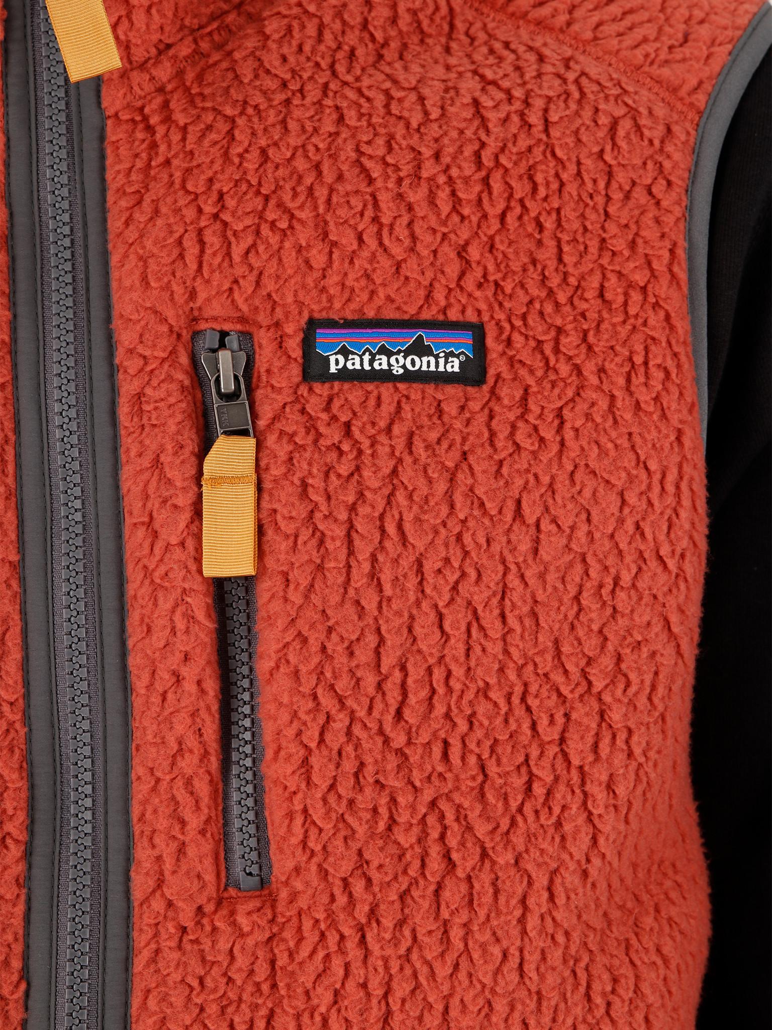 Patagonia Patagonia M's Retro Pile Vest Spanish Red 22821