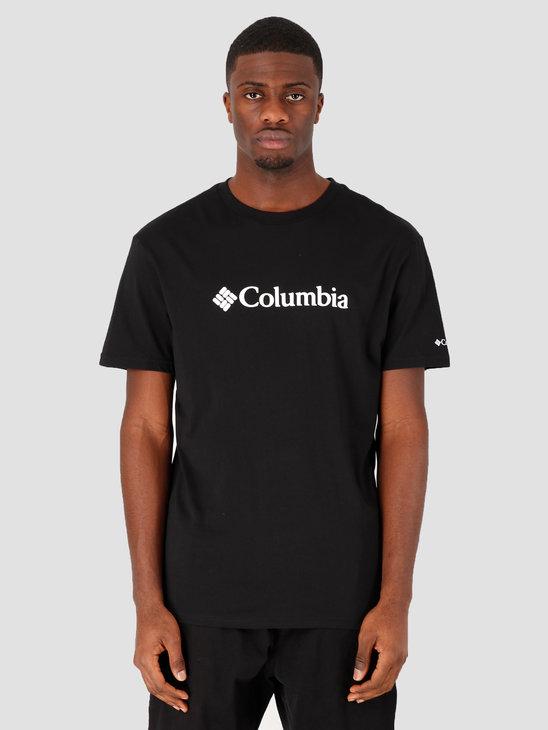 Columbia CSC Basic Logo Short Sleeve Black 1680053010