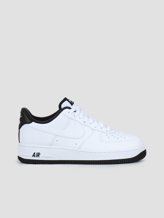 Nike Air Force 1 '07 1 White Black White CD0884-100