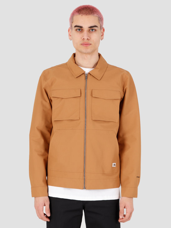 The North Face Utility Coach Jacket Cedar Brown NF0A493FWXE1