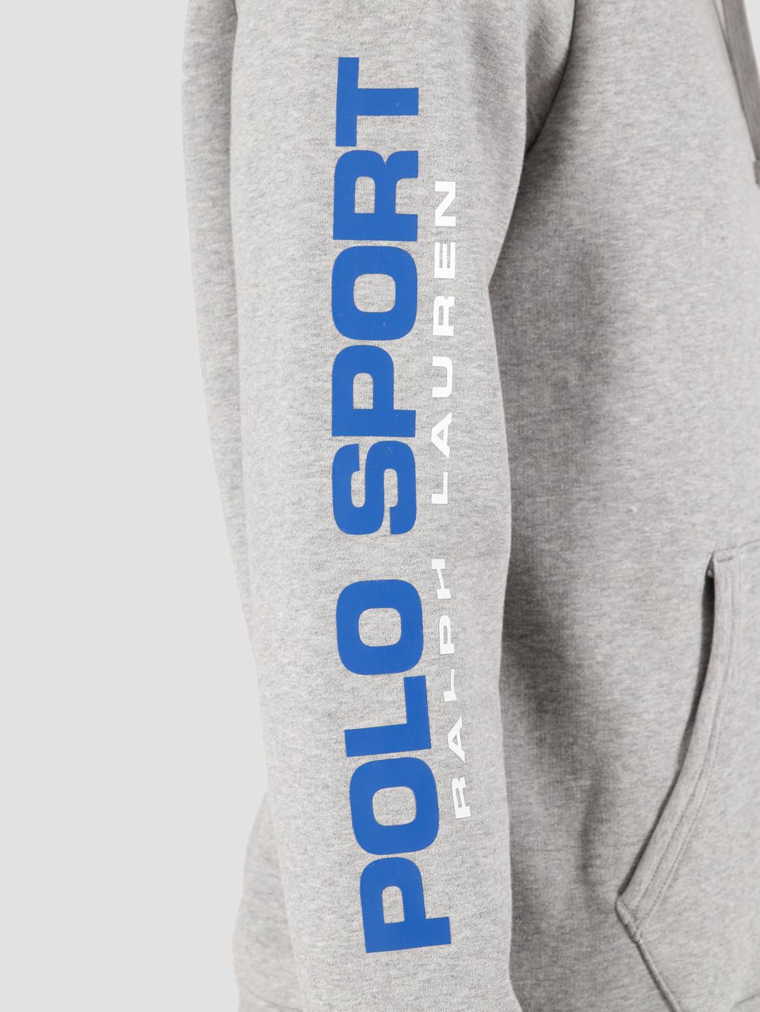 Polo Ralph Lauren Polo Ralph Lauren Neon Hoodie Andover Heather 710792899002