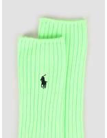 Polo Ralph Lauren Polo Ralph Lauren Slouch Sock Crew Bright Pear 449799789004