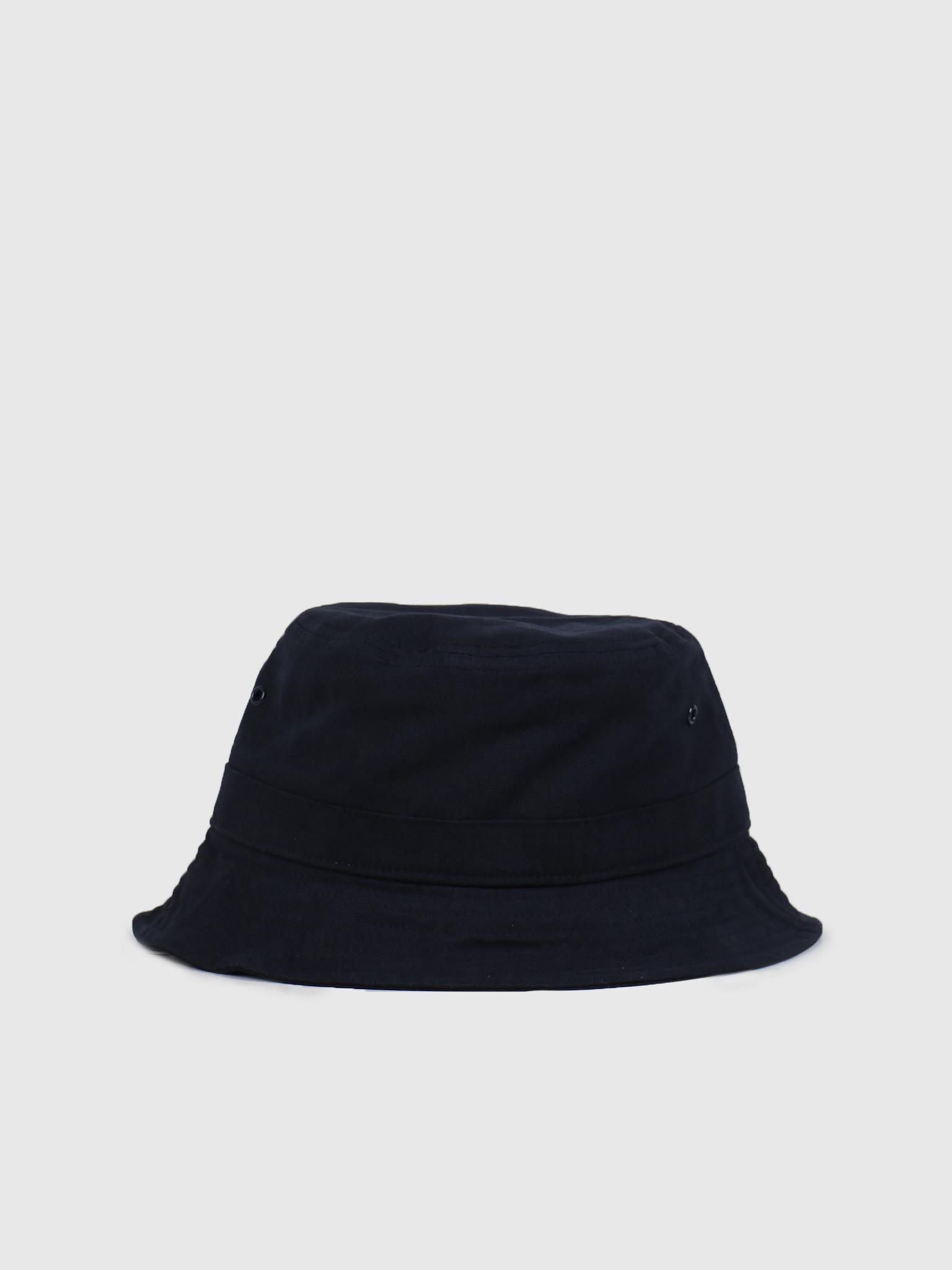 Carhartt WIP Carhartt WIP Script Bucket Hat Dark Navy White I026217-1C90