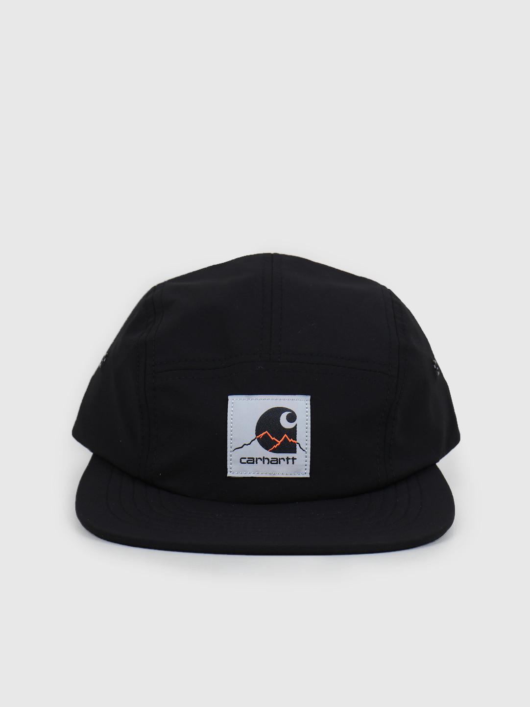 Carhartt WIP Carhartt WIP Hayes Cap Black I027606-8900