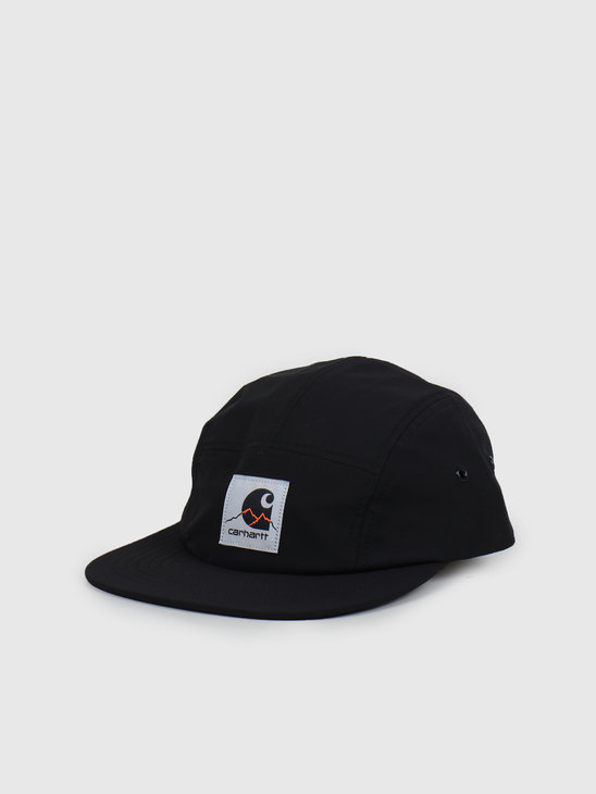 Carhartt WIP Hayes Cap Black I027606-8900
