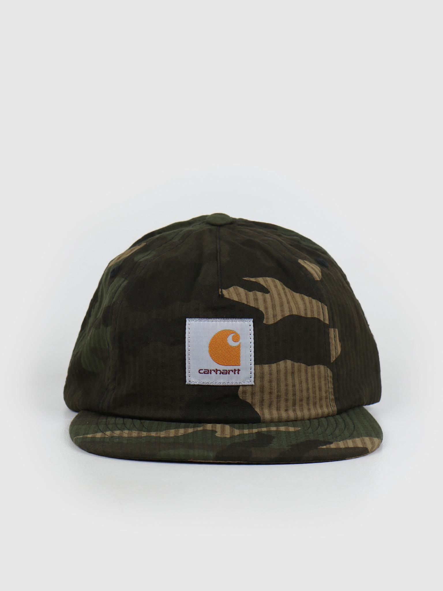 Carhartt WIP Carhartt WIP Southfield Cap Camo Laurel I027609-64000