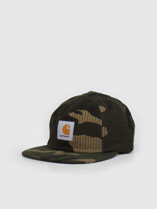 Carhartt WIP Southfield Cap Camo Laurel I027609-64000