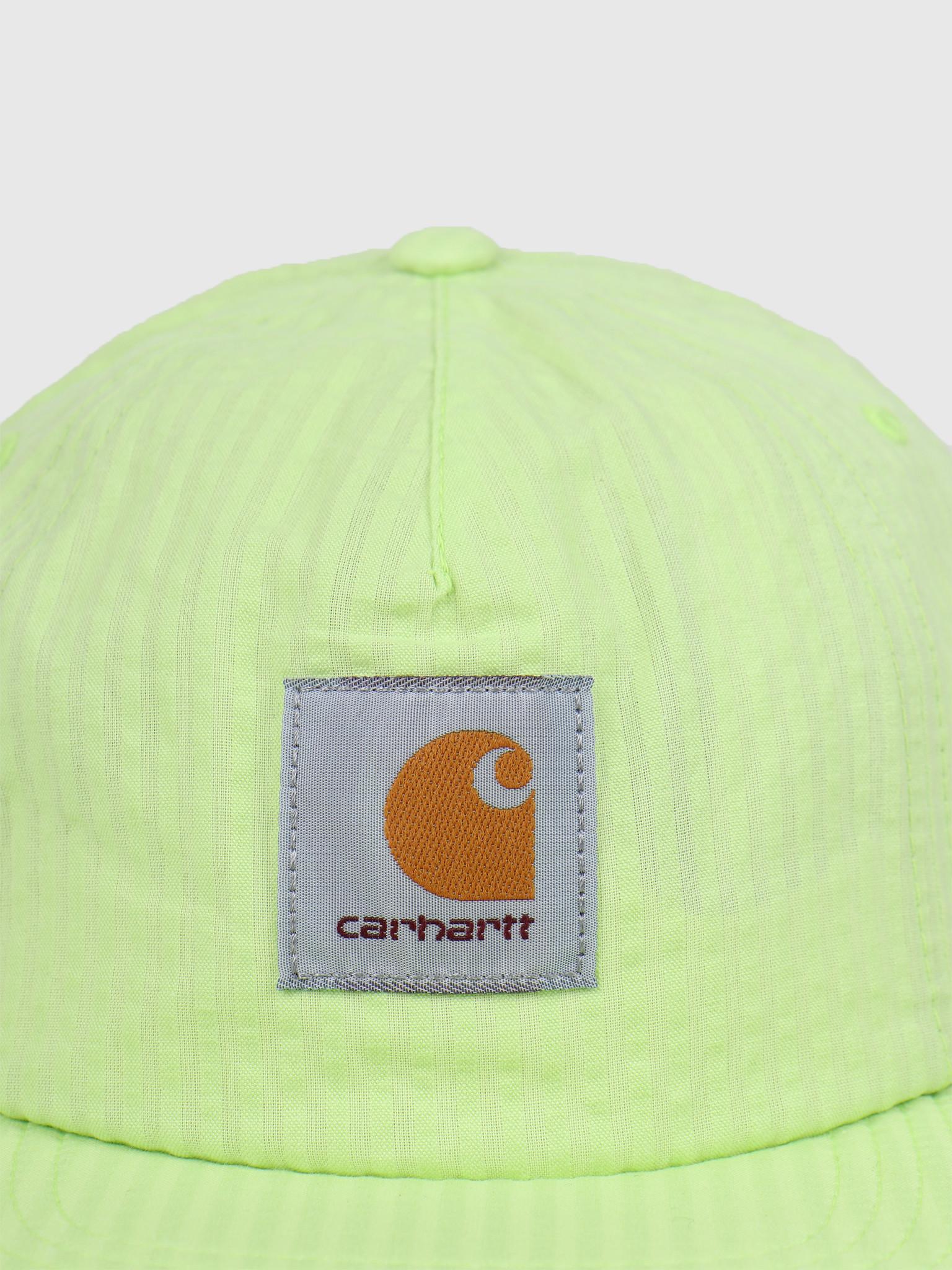 Carhartt WIP Carhartt WIP Southfield Cap Lime I027609-09E00