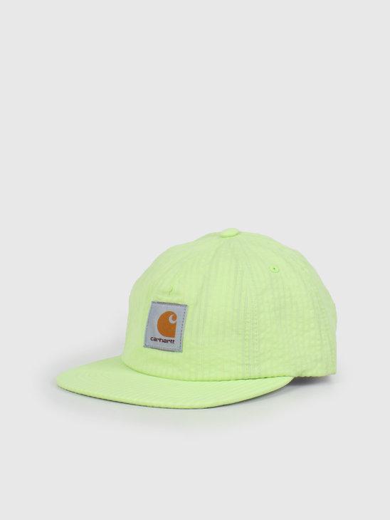 Carhartt WIP Southfield Cap Lime I027609-09E00