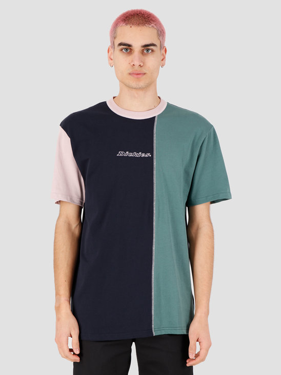 Dickies Keysville Tshirt Mens Dark Blue DK0A4TMPDKB1