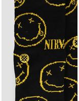 Stance Stance Nirvana Face Black A556A20NIF