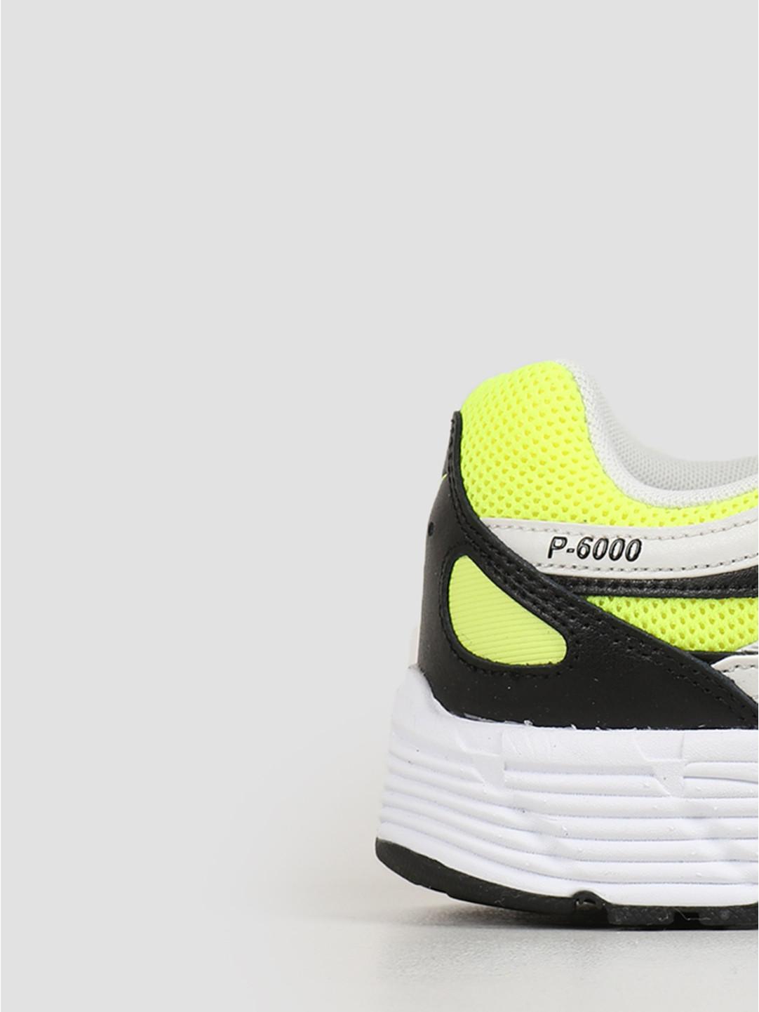 Nike Nike P 6000 Black Lemon Venom Platinum Tint White CD6404-007