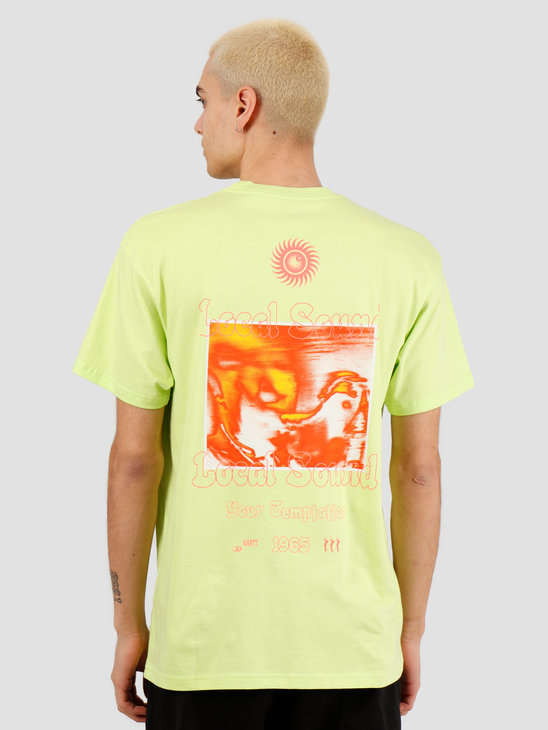 Carhartt WIP Note Pocket T-Shirt Lime I027754-09E00