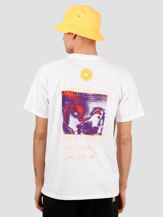 Carhartt WIP Note Pocket T-Shirt White I027754-200