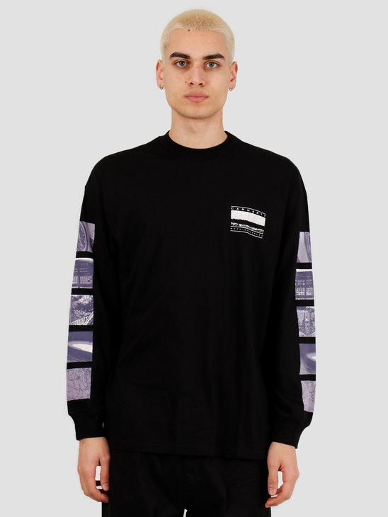 Carhartt WIP Stack T-Shirt Black I027752-8900