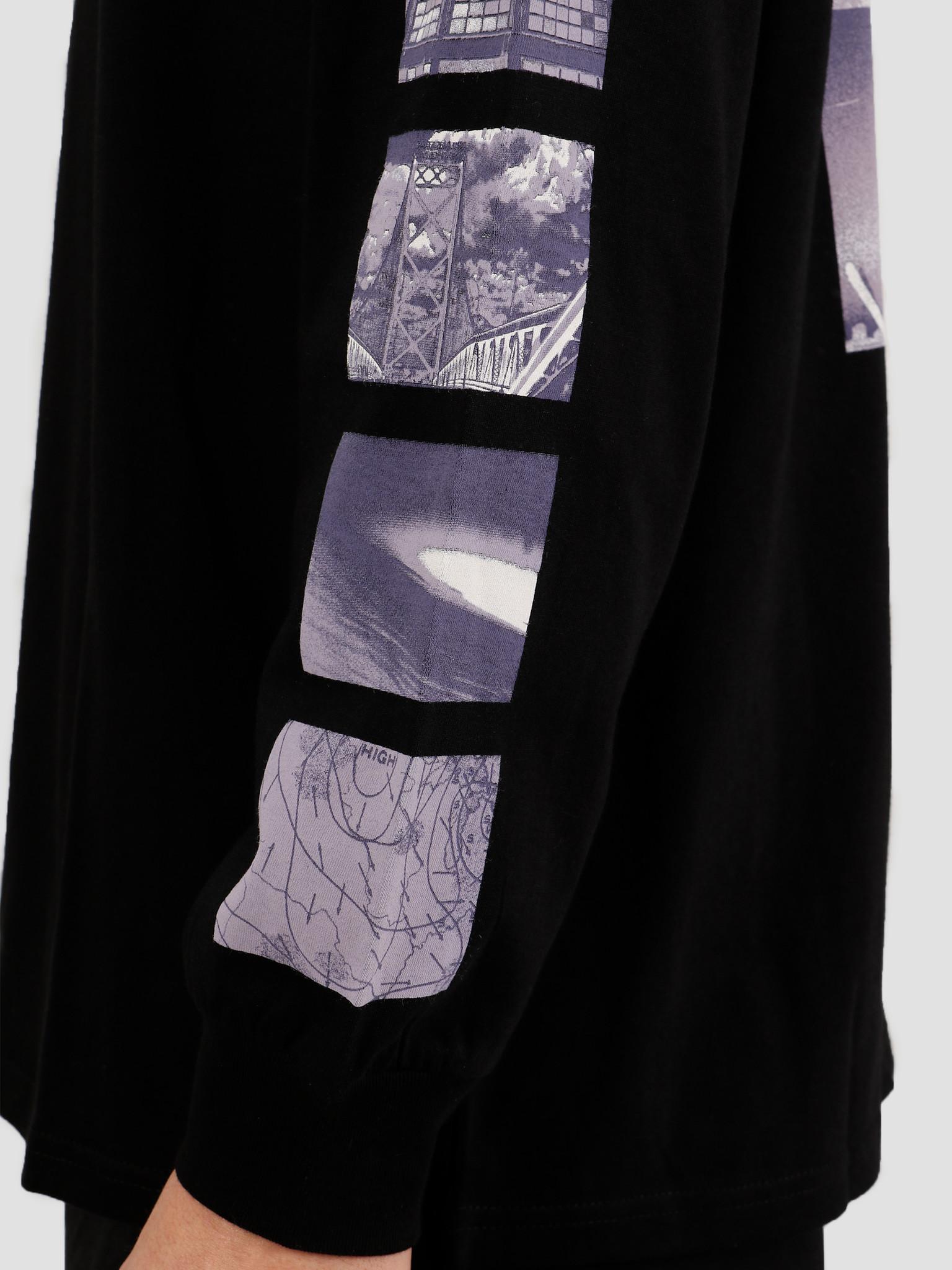 Carhartt WIP Carhartt WIP Stack T-Shirt Black I027752-8900