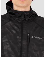 Columbia Columbia Flash Forward Windbreaker Print Black Technical 1606803009