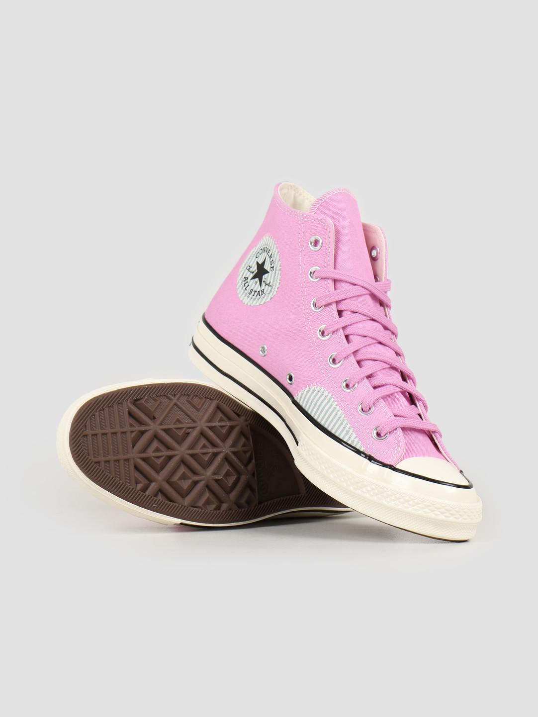 Converse Converse Chuck 70 Hi Peony Pink Mineral Teal 167071C