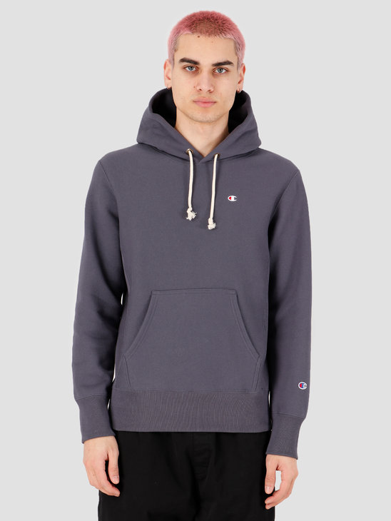 Champion Hooded Sweatshirt Grey CHC 214675-BS514