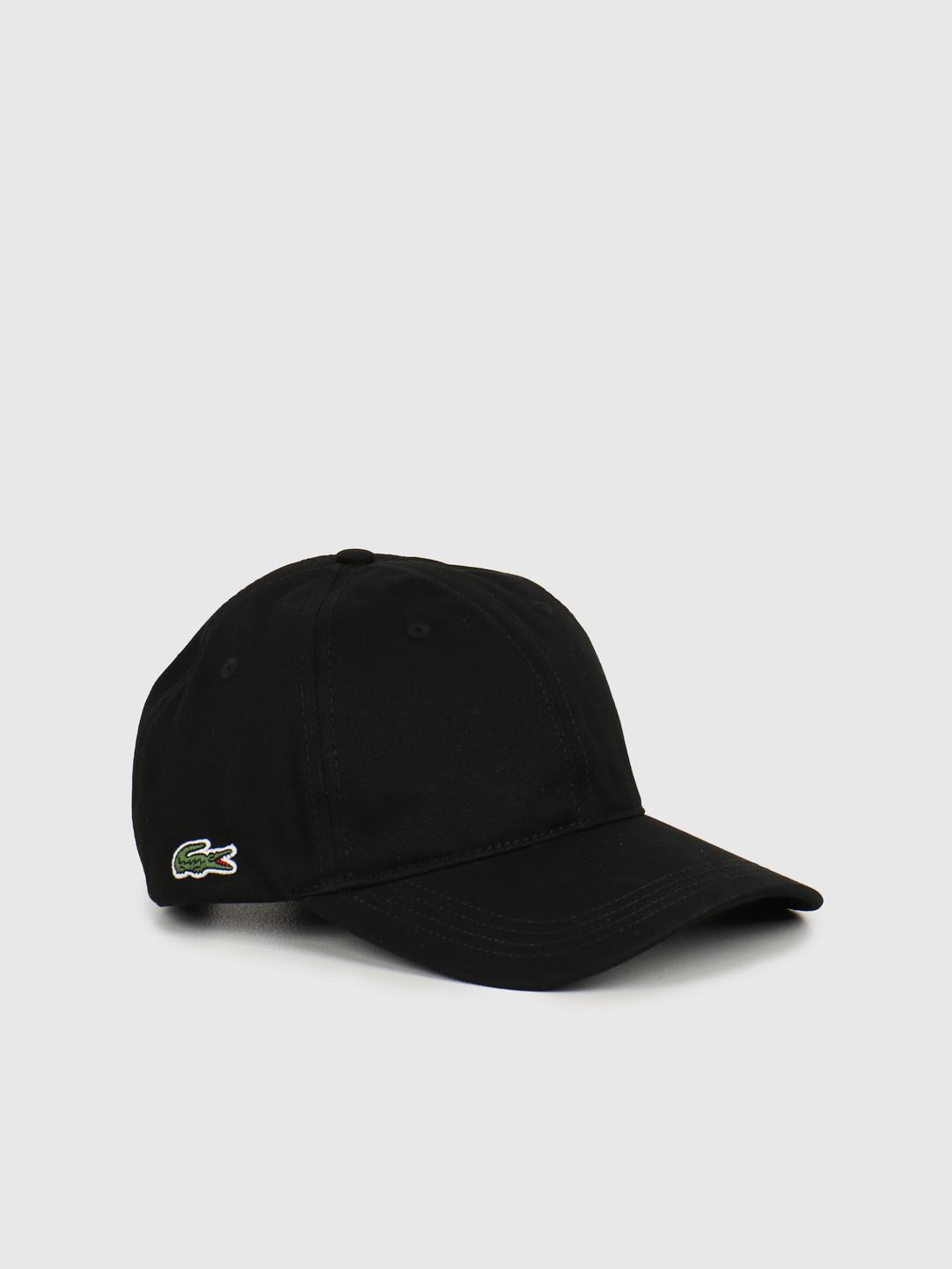 Lacoste Lacoste 2G4C Cap 01 Black RK4709-01