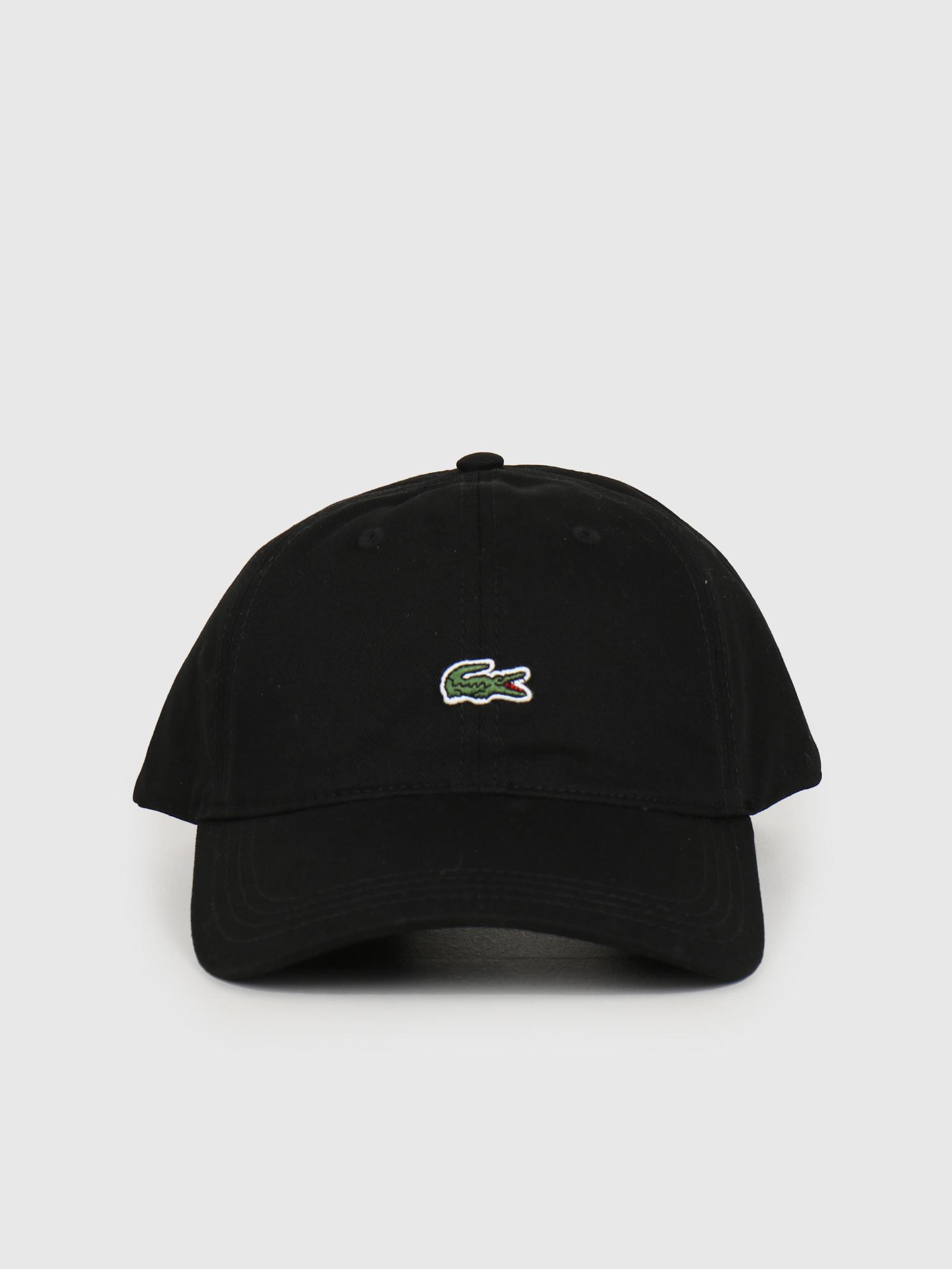 Lacoste Lacoste 2G4C Cap 012 Black RK4714-01