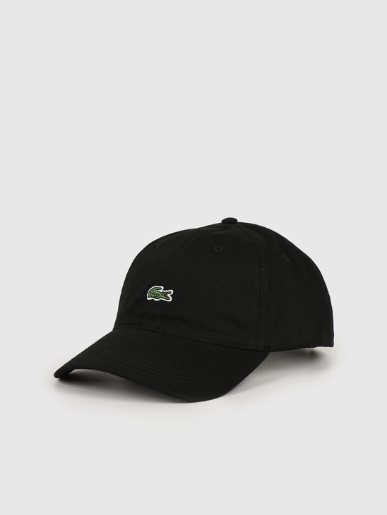 Lacoste 2G4C Cap 012 Black RK4714-01
