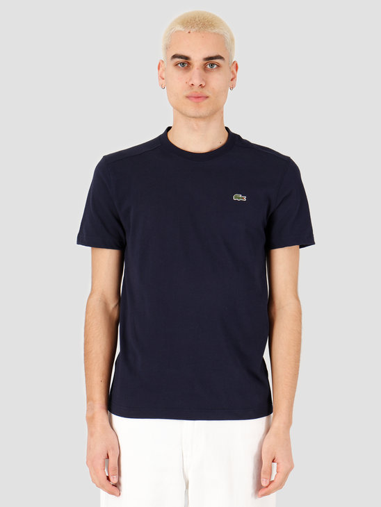Lacoste 1HT1 T-Shirt 06A Marine Th7618-83