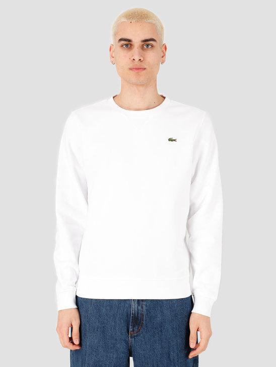 Lacoste 1HS1 Men's sweatshirt 01 White SH7613-01