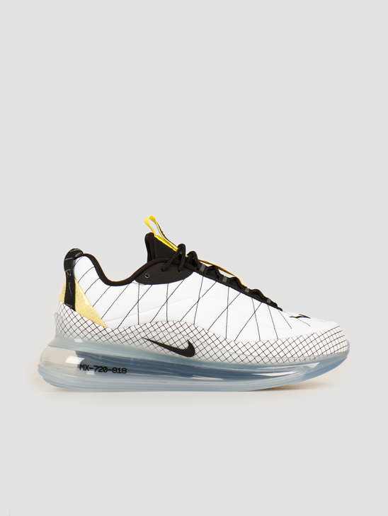 Nike Mx 720 818 White Black Opti Yellow CI3871-100