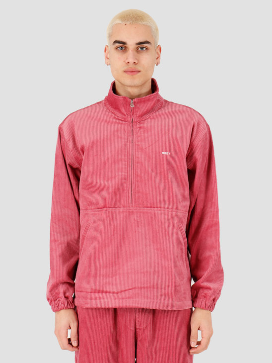 Obey Hugo anorak Cassis 121800414 CAS