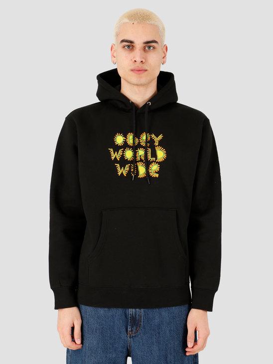Obey Amoeba hood Black 112470091 BLK