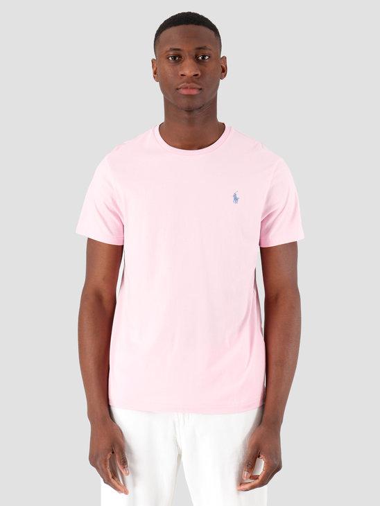 Polo Ralph Lauren 26 1 Jersey T-Shirt Carmel Pink 710671438145