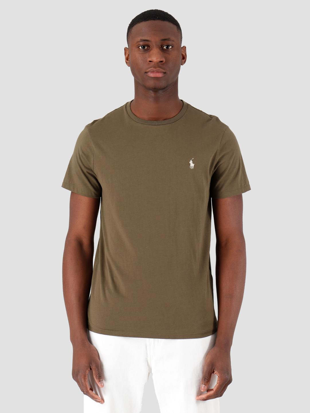 Polo Ralph Lauren Polo Ralph Lauren 26 1 Jersey T-Shirt Defender Green 710671438141