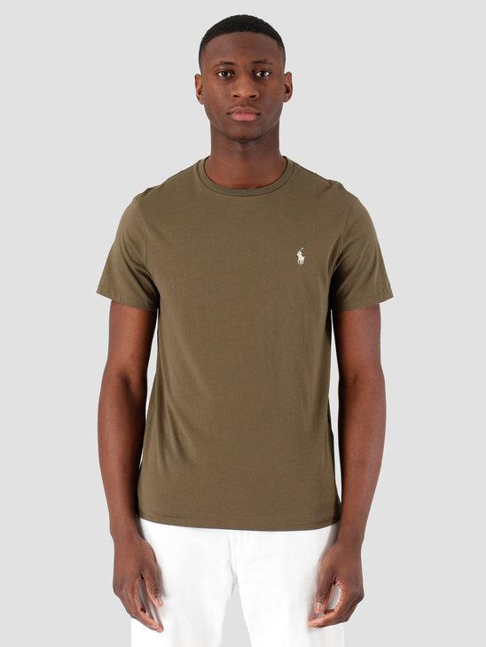 Polo Ralph Lauren 26 1 Jersey T-Shirt Defender Green 710671438141