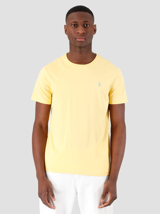 Polo Ralph Lauren 26 1 Jersey T-Shirt Empire Yellow 710671438147