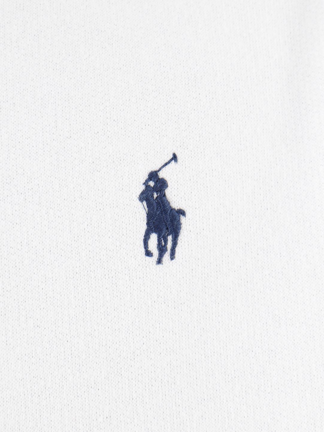 Polo Ralph Lauren Polo Ralph Lauren RL Hoodie White 710766778009