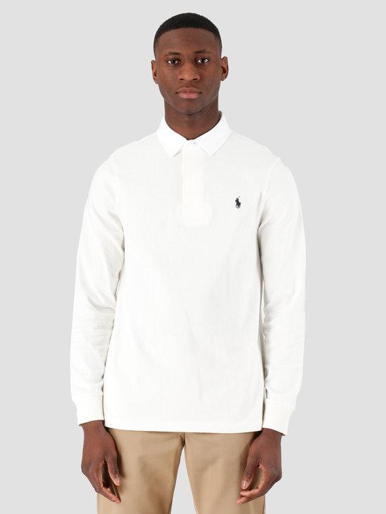 Polo Ralph Lauren Ultw Rustic Polo Deckwash White 710799331001