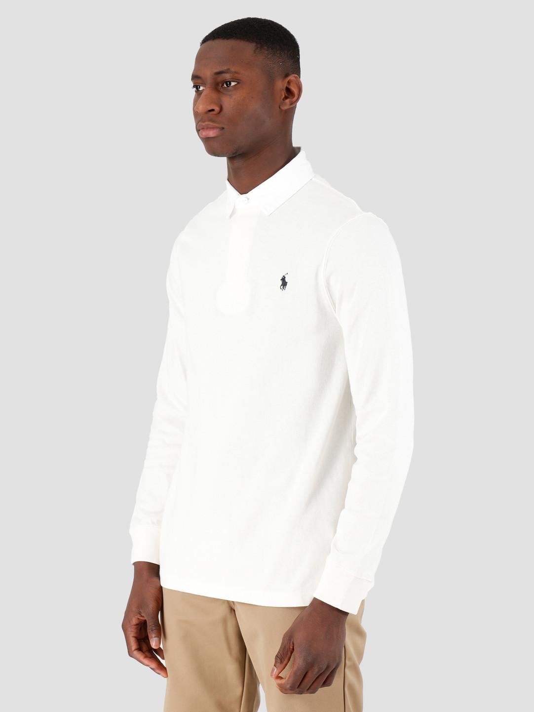 Polo Ralph Lauren Polo Ralph Lauren Ultw Rustic Polo Deckwash White 710799331001