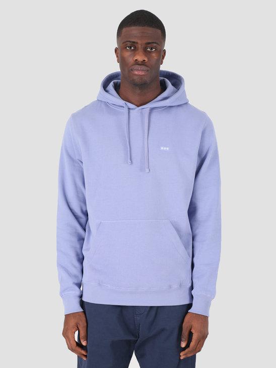 Quality Blanks QB93 Patch Logo Hoodie Lavender