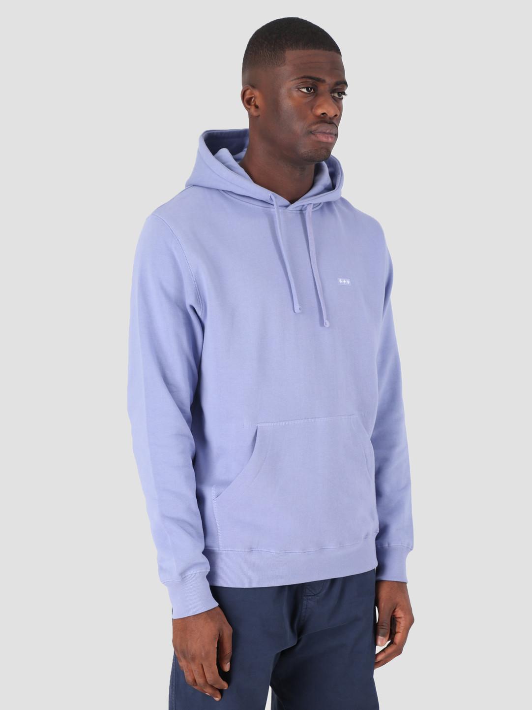 Quality Blanks Quality Blanks QB93 Patch Logo Hoodie Lavender