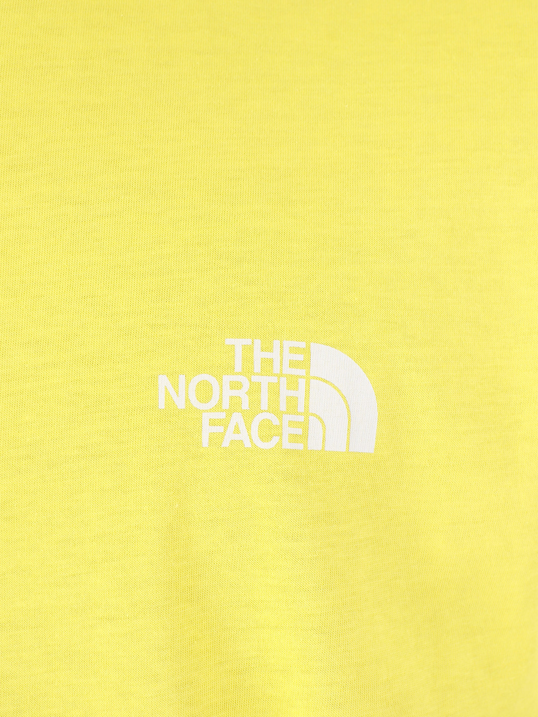 The North Face The North Face Short Sleeve Simple Dome Tee TNF Lemon NF0A2TX5DW91