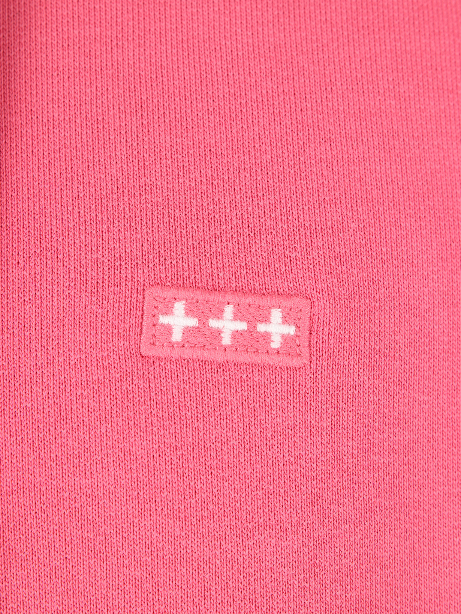 Quality Blanks Quality Blanks QB93 Patch Logo Hoodie Raspberry
