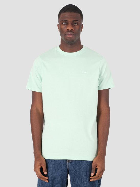 Quality Blanks QB03 Patch Logo T-shirt Mint