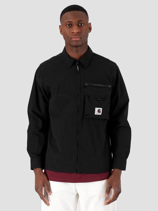 Carhartt WIP Hayes Shirt Jac Black I027509-8900