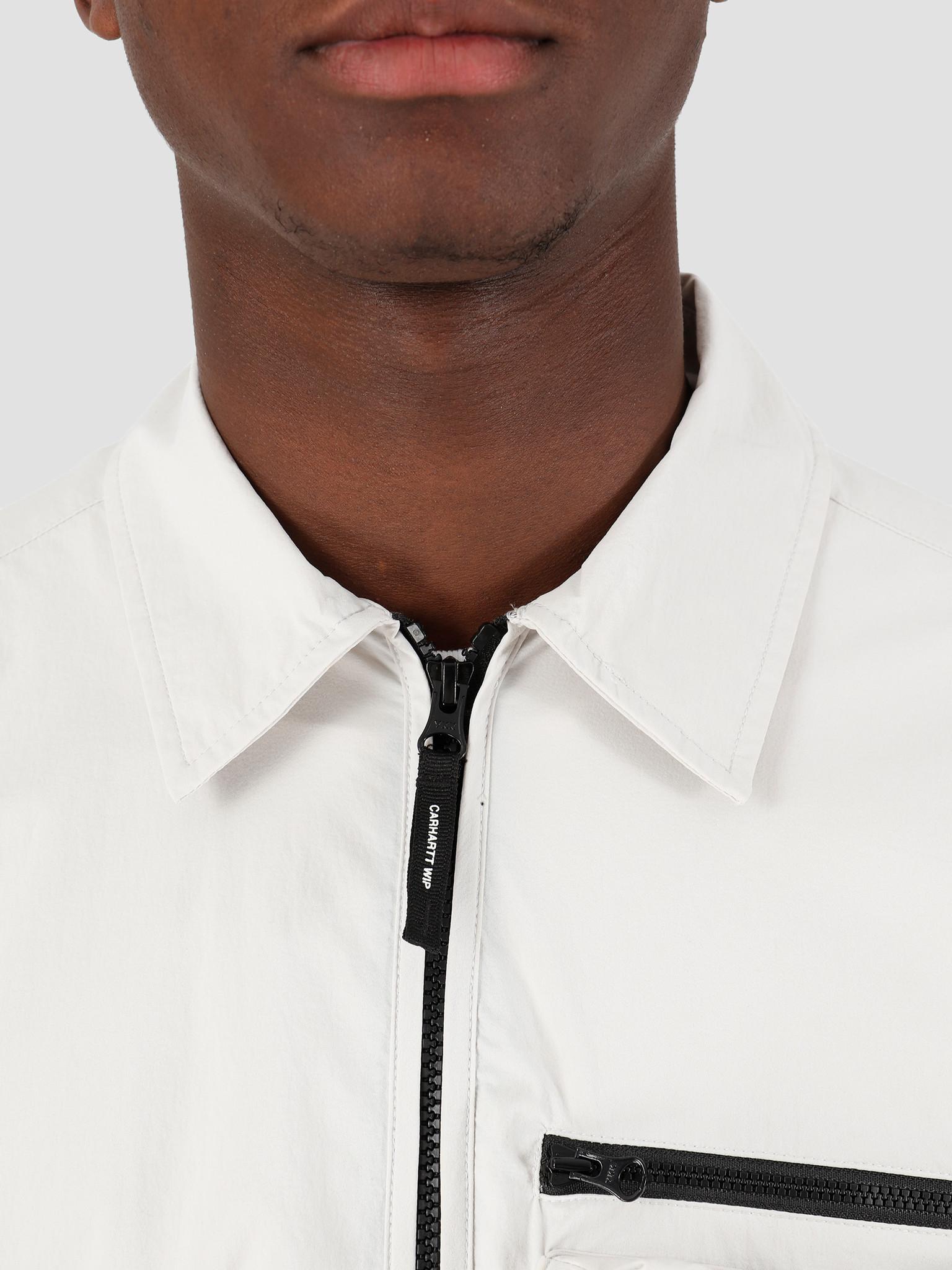 Carhartt WIP Carhartt WIP Hayes Shirt Jac Pebble I027509-09C00