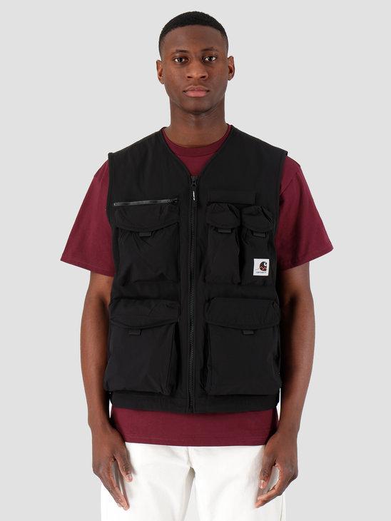 Carhartt WIP Hayes Vest Black I027506-8900
