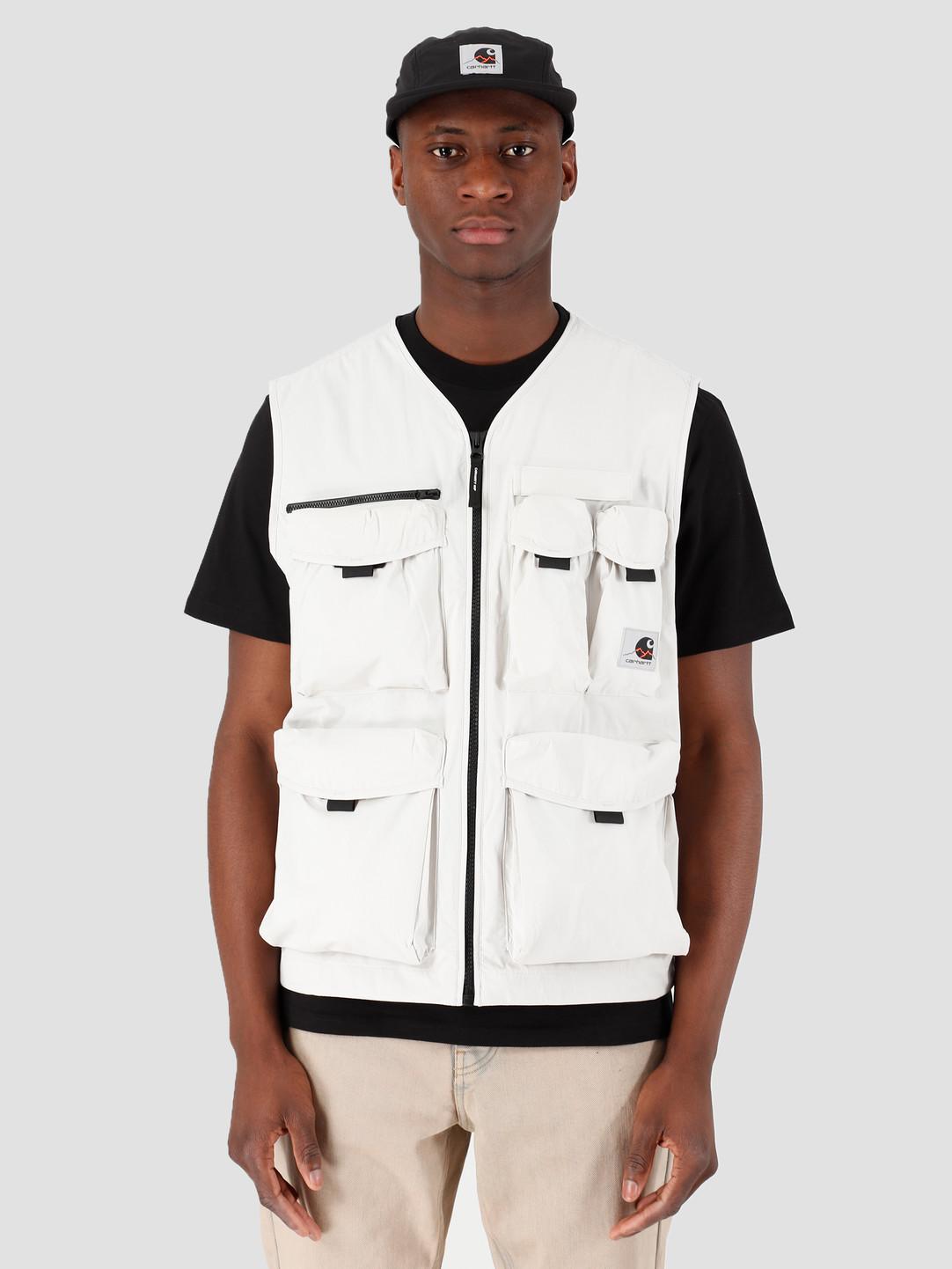 Carhartt WIP Carhartt WIP Hayes Vest Pebble I027506-09C00