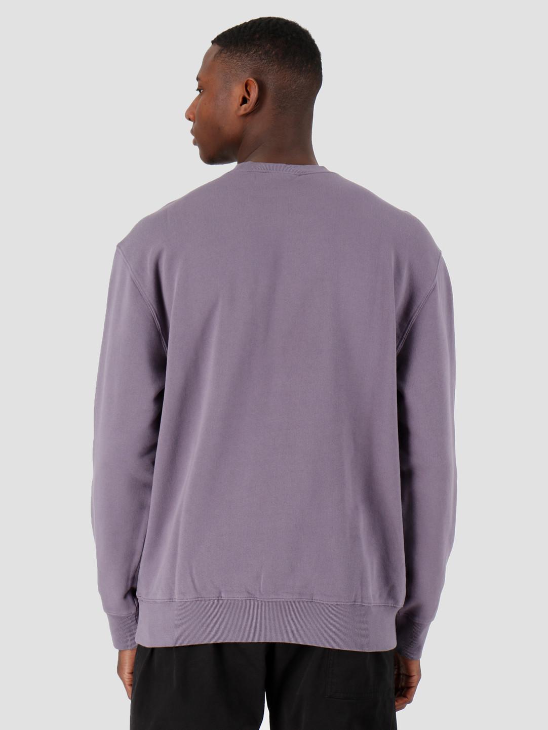 Carhartt WIP Carhartt WIP Pocket Sweat Decent Purple I027681-08X00