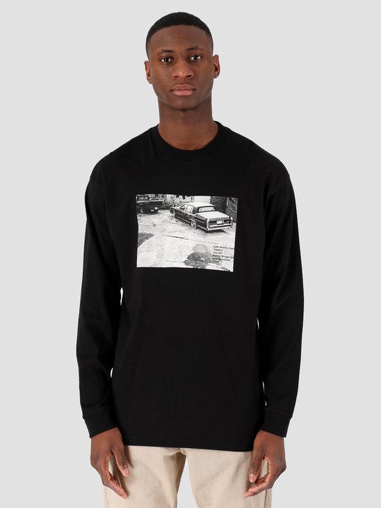 Carhartt WIP Suraj Bhamra Cadillac T-Shirt Black I027769-8900